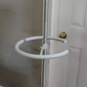 iv pole with O2 holder (4)130